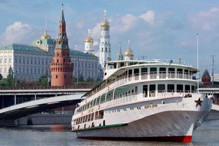 Viaggio  di gruppo in Crociere, Russia