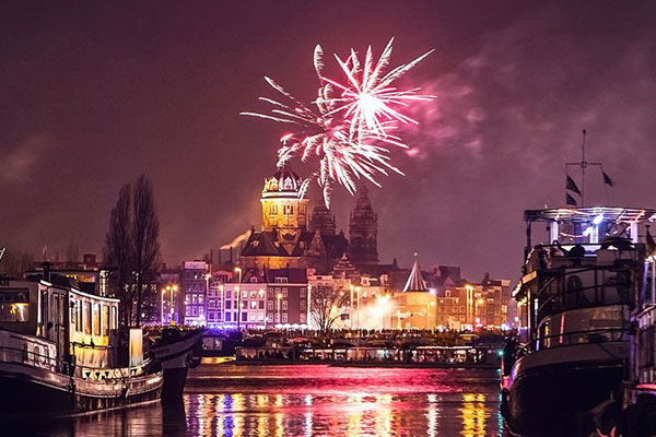 Crociera di Capodanno Olanda e Fiandre