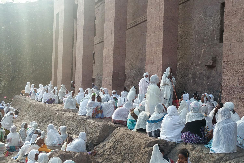 ETIOPIA - La Pasqua Copta