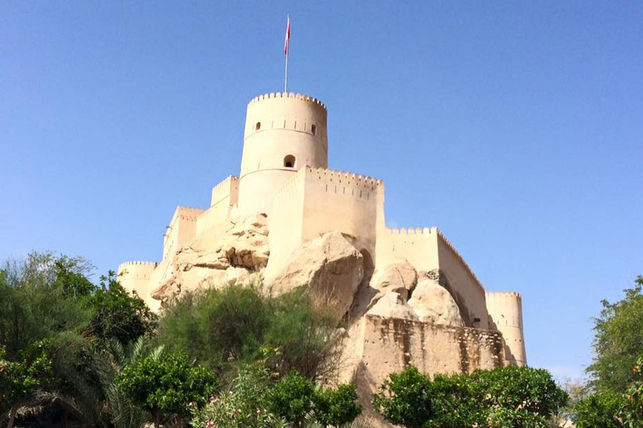 Viaggio  di gruppo in Oman
