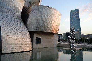 Bilbao, il Guggenheim e Norma