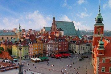 Viaggio  di gruppo in Polonia