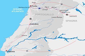 Crociera: Portogallo e la valle del Douro