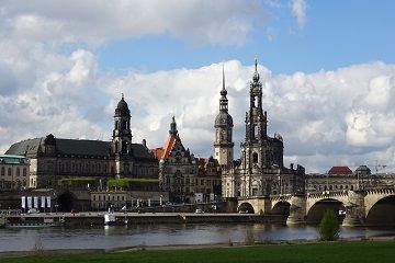 Dresda capitale dell'arte e della musica