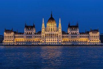 Pasqua a Budapest