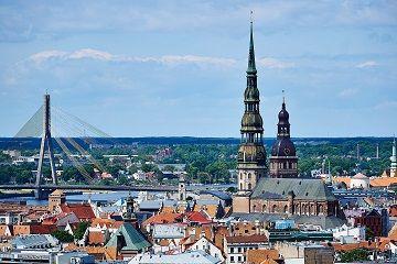 Viaggio  di gruppo in Estonia, Lettonia, Lituania