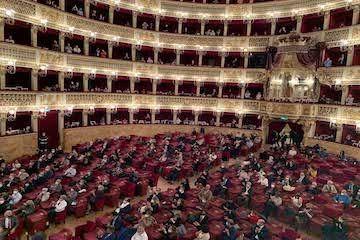 La Boheme al Teatro San Carlo di Napoli