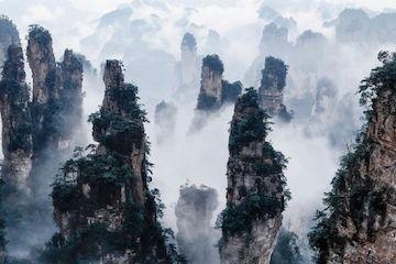 La Grande Cina e le Montagne di Avatar